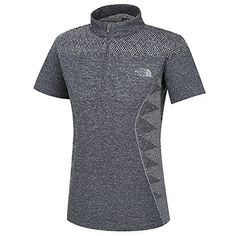 (ノースフェイス) THE NORTH FACE W'S SEAM FREE S/S ZIP TEE シム フリー... https://www.amazon.co.jp/dp/B01M9IN7BX/ref=cm_sw_r_pi_dp_x_nc.hyb6XHCXTV