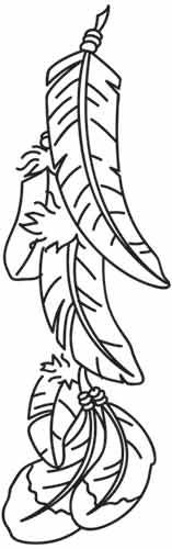 Unique and Awesome Embroidery Designs Colouring Pages, Adult Coloring Pages, Coloring Books, Dreamcatcher Feathers, Dreamcatchers, Embroidery Patterns, Machine Embroidery, Feather Dream Catcher, Urban Threads