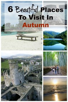 6 beautiful places to visit in Autumn voted for my top family travel bloggers