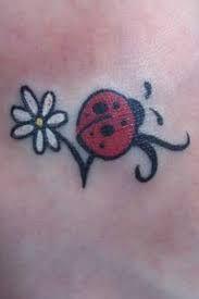 Resultado de imagen para marienkafer tattoo