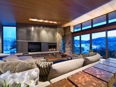 Vail Valley Mountain Contemporary Residence