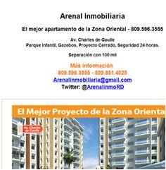 El mejor apartamento de la Zona Oriental - 809.596.3555 -Publicidad