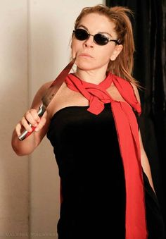#knife #FeraiTeatro #pain #bisogno di #dolore foto di Valeria Malvasi