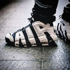 "Nike Air Uptempo ""Olympic"""