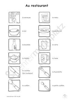 Französisch lernen mit Mo – Teil 4 - Seite 56