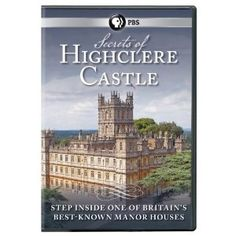 secrets of highclere castle on dvd