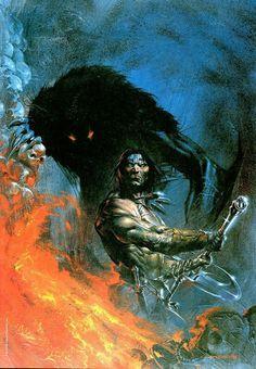 Conan by Gabriele dell'Otto