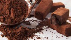 Chokoladetrøfler med honning | Mad