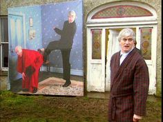 Father Ted - kicking Bishop Brennan up the arse British Tv Comedies, British Comedy, British Humour, I Love To Laugh, Make Me Smile, Ted Quotes, Mrs Browns Boys, Best Of Ireland, Father Ted