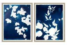 Emily Jeffords, Forest Diptych