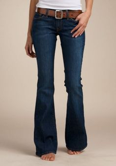 Lucky Brand Charlie Flares