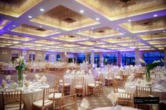 Venezia Waterfront Banquet Facility, Boston and other beautiful New England wedding venues. Detailed info, prices, photos for Massachusetts wedding… Boston Wedding Venues, Wedding Locations, Party Venues, Event Venues, Banquet Facilities, Waterfront Restaurant, Platinum Wedding, Moda Emo, Best Day Ever