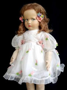 IL MONDO ARTISTICO DI GRACE: Bambole Lenci