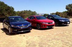 2013 Honda Accord Sedan,Coupe, and 2014 Accord Plug-in Hybrid drive impressions