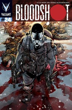 Valiant Comics Corps #08 The H.a.r.d Very Good