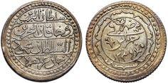 ALGIERS: Mahmud II (1808-1839). AR Budju AH1239. Choice XF