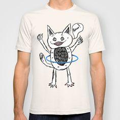 Monster Hula Hoop, CUTE HUGGABLE MONSTER T-SHIRT