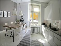 Keittiö Kitchen Inspiration, Places, Interior, House, Home Decor, Sweet Home, Decoration Home, Home, Room Decor