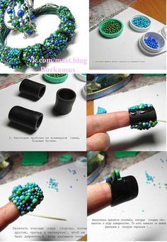 3d bubble inspiration bracelet