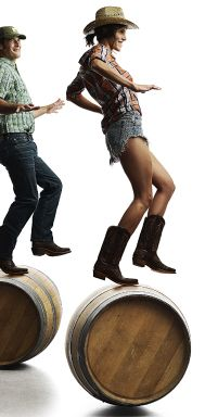 SLO Wine Country - Roll Out the Barrels summer wine celebration.  Looks like fun!