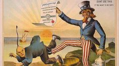 Long before anxiety about Muslims, Americans feared the 'yellow peril' of Chinese immigration Franklin Roosevelt, Chinese American, African American History, Pearl Harbor, Bbc News, Society Problems, Yellow Peril, Human Rights Issues, Library Of Congress