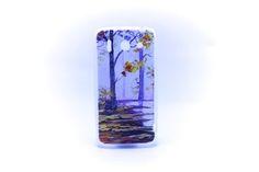 Carcaza Pintura Bosque Arboles Relieve Huawei G510 — HighTeck Store