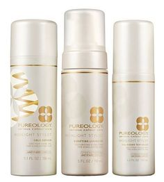 Pureology Highlight Stylist is NEW at Got Beauty. Choose from 3 styling products designed to enhance & strengthen highlights for a healthy, radiant look. Get it at GotBeauty.com. $28 #pureology #highlights #blonde #brassyhairfix #fallhair #backtoschoolhair