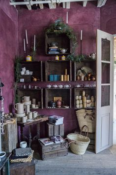 Bellocq Tea Atelier, Brooklyn The Brooklyn shop has a serene ambiance, beautifully crafted interior and the delicious aroma of brewed tea. Read & See more http://theshopkeepers.com/shopkeeper/bellocq.html