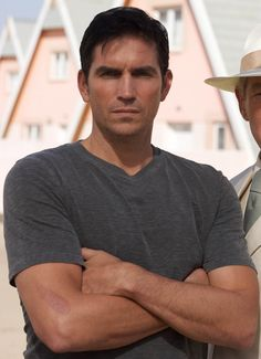 "Jim Caviezel ... my new ""Person Of Interest""!"