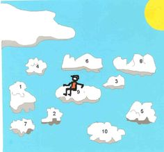 idiom cloud nine: How about linking cloud study to writing using this idiom? Have students write and illustrate.