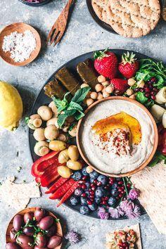 Mutabbal – orientalischer Auberginen-Dip für die Mezze-Platte