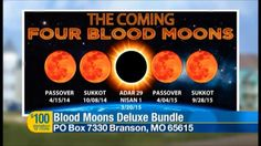 ❥ Why the Tribulation MUST Begin Next Year--the Clue Lies in the 'Sevens' and the Blood Moons~ God is specific. His numbers are always the same. Numerology will make you know God.…