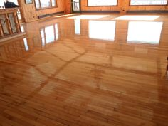 Sand and finish on beautiful Maple floors at the White Face Club in Lake Placid, NY. Done by Superior Floors.