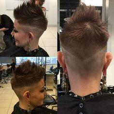 #modelos de pelo corto 2018 25 fabulosos peinados cortos de Spikey para mujeres y niñas  #newhairstyles #trend #Rizado #new #hair #2018 #nuevo #2018 #ColoresDe #cut #Dibujo #Peinados #Blanco #Maltratado #cabello#25 #fabulosos #peinados #cortos #de #Spikey #para #mujeres #y #niñas