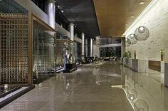The Westin Mumbai Garden City—Lobby Reception   Flickr - Photo Sharing!
