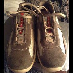 authentic prada sneakers for sale