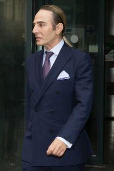 John Galliano Nov 04, 2014,Paris