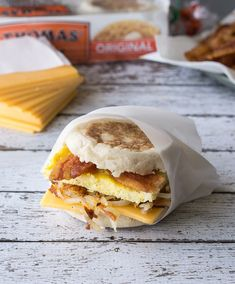 The Ultimate Tailgating Breakfast Sandwiches