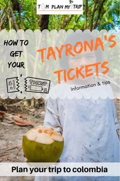How to get Tayrona National Park Tickets? Tayrona National Natural Park, Tayrona National Park, Travel Advice, Travel Guides, Travel Plan, Travel Tips, Trip To Colombia, Colombia Travel, Colombia Destinations