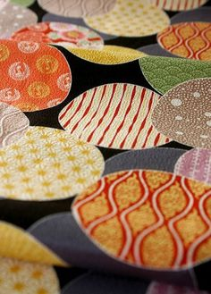 Japanese cotton fabric.