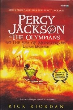 25 best a szrnyek tengere the sea of monsters images on indonesian cover of percy jackson and the olympians book 2 sea of monsters fandeluxe Images