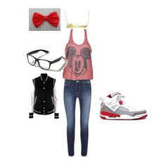 swagg outfits for girls   girl's mickey SWAG - Avenue7 - Express your fashion