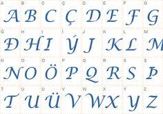 Lucida Calligraphy Italic