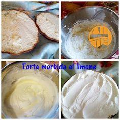 In cucina da Malu':Per il pan di spagna: 1 vasetto da 125 gr. di yogurt al limone, 3  vasetti di farina,   2  vasetti di zucchero, 1 vasetto di olio di semi di girasole, 4 uova, un pizzico di sale, una bustina di lievito per dolci. Per la crema al limone: mezzo litro di panna fresca, 300 gr. di yogurt al limone, 4 cucchiai di zucchero a velo. Per la decorazione: zucchero a velo  buccia di limone