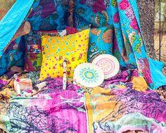 Bohemian Festival Tent by SoulMakes