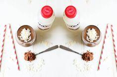 Bai 5 Molokai Coconut Almond Joy Smoothie Recipe #healthy #recipe #drinks #summer