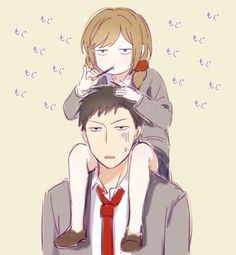 Monthly Girls' Nozaki-kun (月刊少女野崎くん) someday Nozaki Will kill seo xD