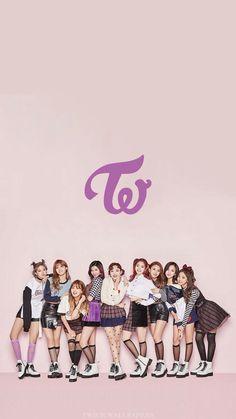 """Twice wallpaper """"knock knock"""" K Pop, Kpop Girl Groups, Korean Girl Groups, Kpop Girls, Love K, What Is Love, Twice Knock Knock, Twice Group, Twice Album"""