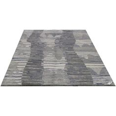 Indian Tufted Rug - 5′ × 7′8″ (19.345 CZK) ❤ liked on Polyvore featuring home, rugs, india rug, tufted rugs, tufted area rugs, indian area rugs and indian rugs