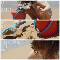 Building sandcastle part1